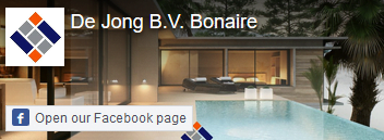 Follow De Jong B.V. on Facebook